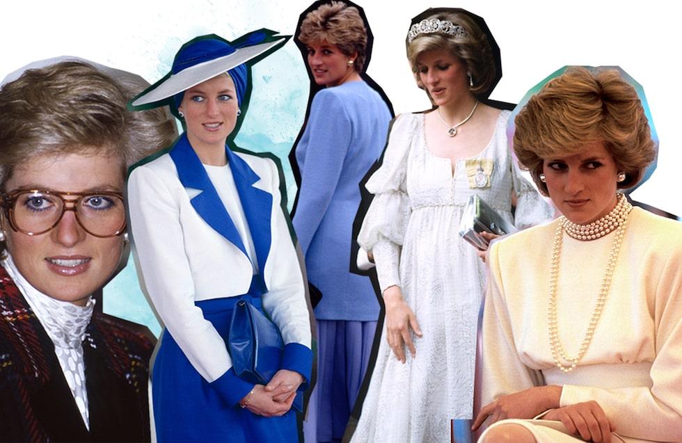 Stiltips att ta efter från prinsessan Diana.