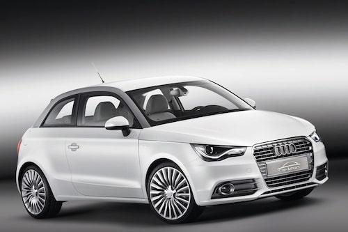 Audi A1 e-tron (konceptbil)