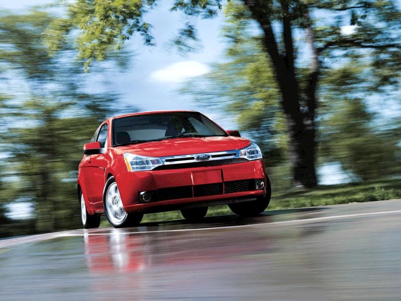 Ford Focus som den ser ut i USA