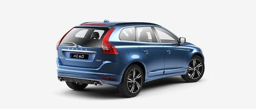 T6 AWD är ett av sex drivlinealternativ till Volvo XC60 Classic årsmodell 2017.