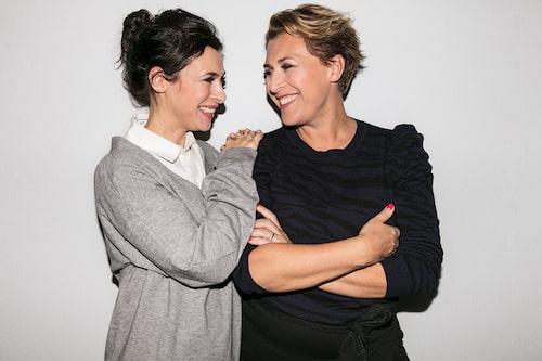 Kom till FAB-day den 27/10 och träffa Amanda Schulman och Hannah Widell.