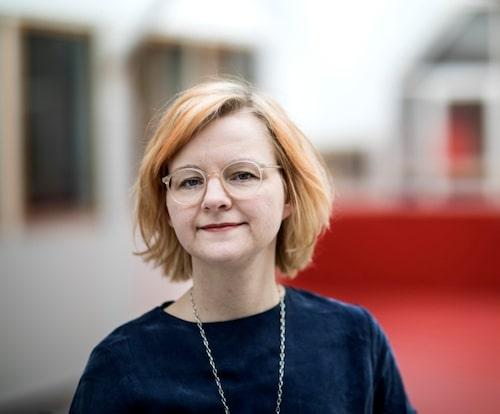 Alexandra Weilenmann, professor vid Göteborgs universitet