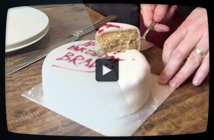 Det vetenskapliga sättet att skära tårta