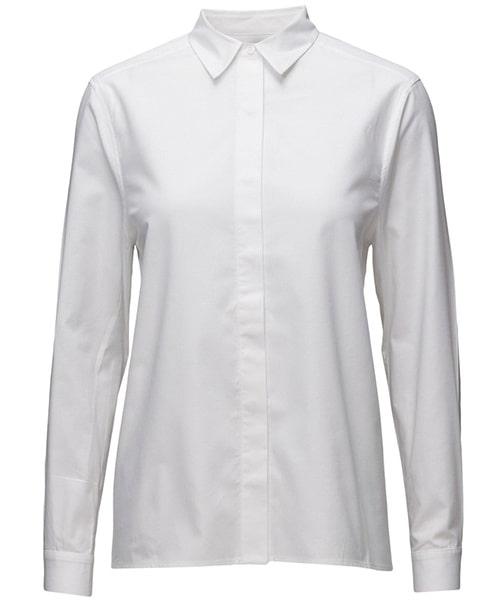Prisvärd vit skjorta, just nu på rea 877kr, Dagmar.