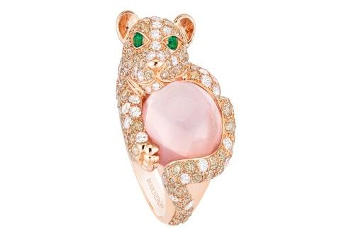 Lyxig ring från Boucheron.