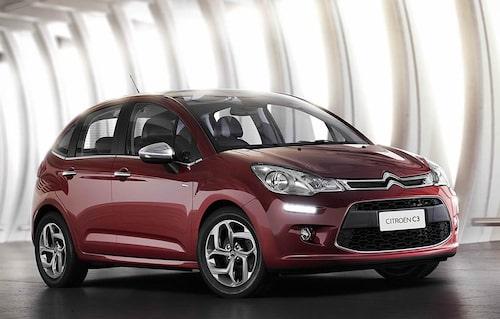 Den uppdaterade uppsynen gör att bilen knyter bättre an till övriga Citroën-programmet, med bland annat C4 och C4 Aircross.