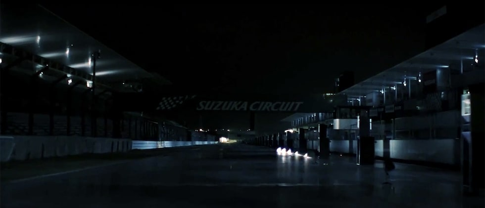Ayrton Senna Suzuka 1989
