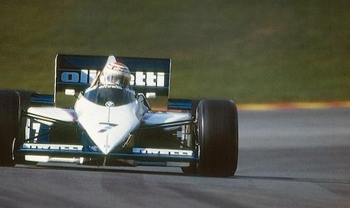 Nelson Piquet, Brabham 1985.