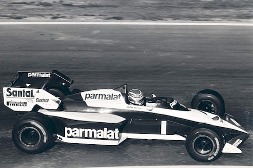 Nelson Piquet, Brabham 1984.