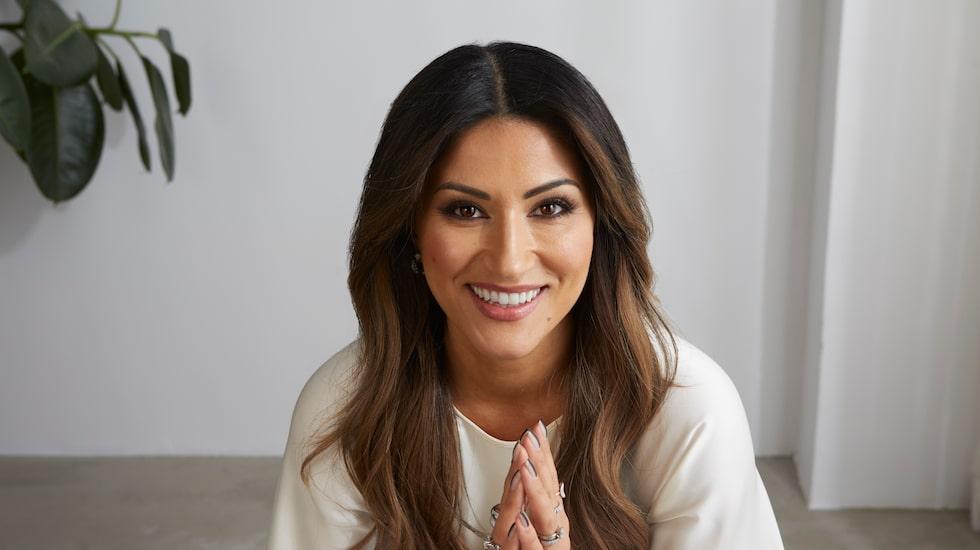 Nikki Amini vill inspirera andra att våga sikta högt för att nå sina mål. Nu har hon skrivit en bok om det.