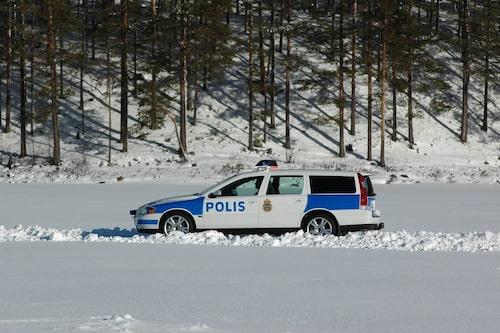 Volvo V70 Polisbil (generation V70N)