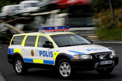 Volvo V70 Polisbil (generation 00-07)