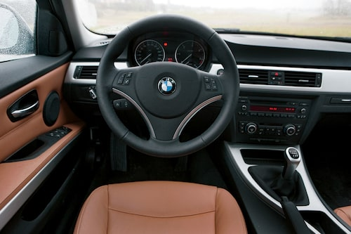 Så här ska det se ut i en bil. Tyvärr kostar det mer än det smakar.