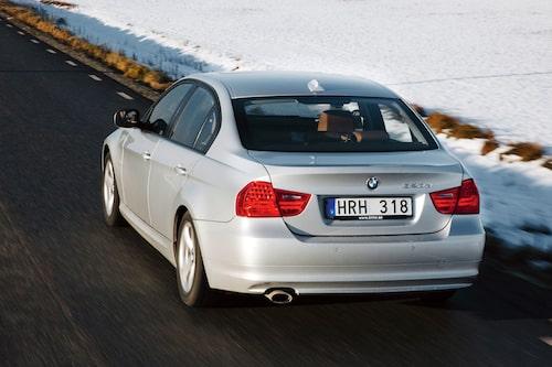 BMW 320d EfficientDynamics har dessutom fler hästkrafter än tillverkaren uppger.