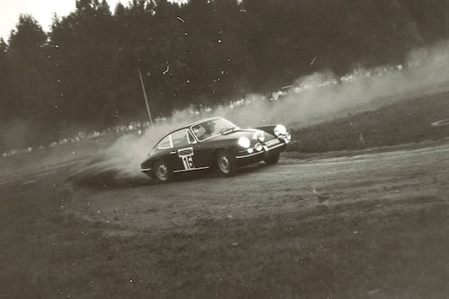 1968 fortfarande Porsche men mest på hemmaplan.