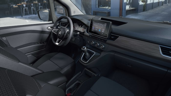 Nya Renault Kangoo.