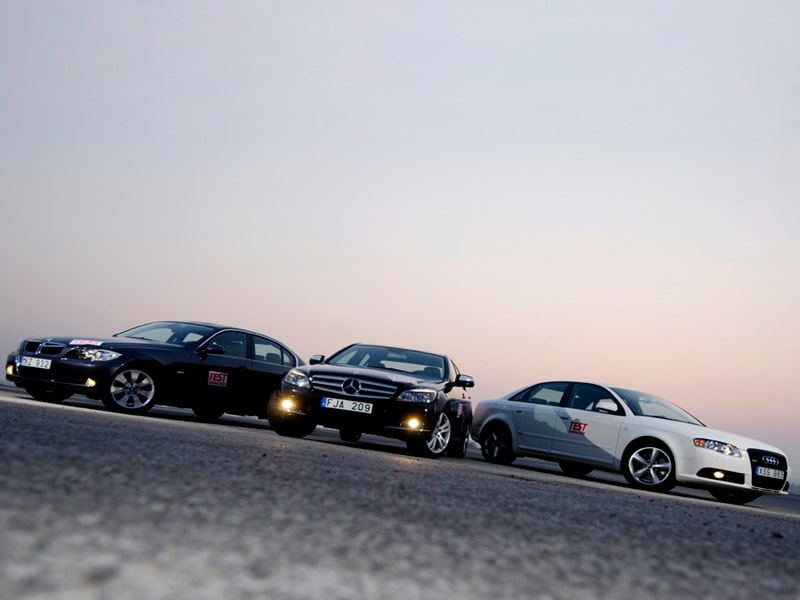 Payback-time för Mercedes?