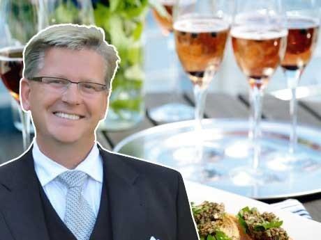 """Mats """"Etikettdoktorn"""" Danielsson."""