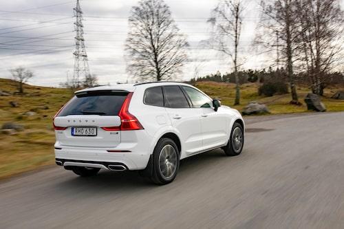 Innan corona var XC60 Sveriges fjärde bäst säljande bil över helåret 2019.
