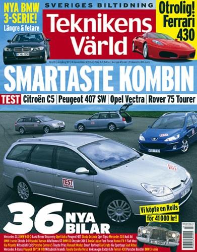 Teknikens Värld nummer 23 / 2004