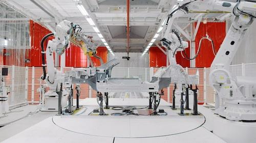 Första egna fabriken finns i Sichuan-provinsen men Polestar 3 kan även samproduceras med Volvo Cars större modeller av nästa generation 60- och 90-serier.
