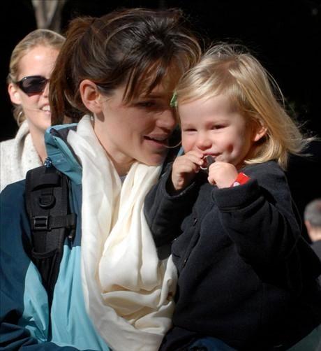 Veckans stjärnmamma Jennifer Garner