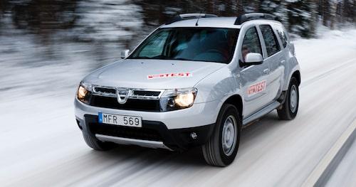 Dacia Duster generation 1.