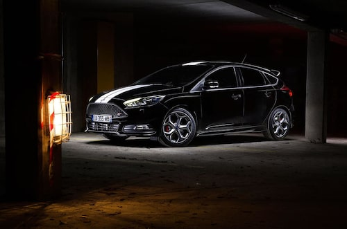 Ford Focus ST 50th Anniversary
