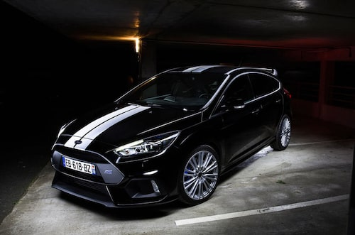 Ford Focus RS 50th Anniversary