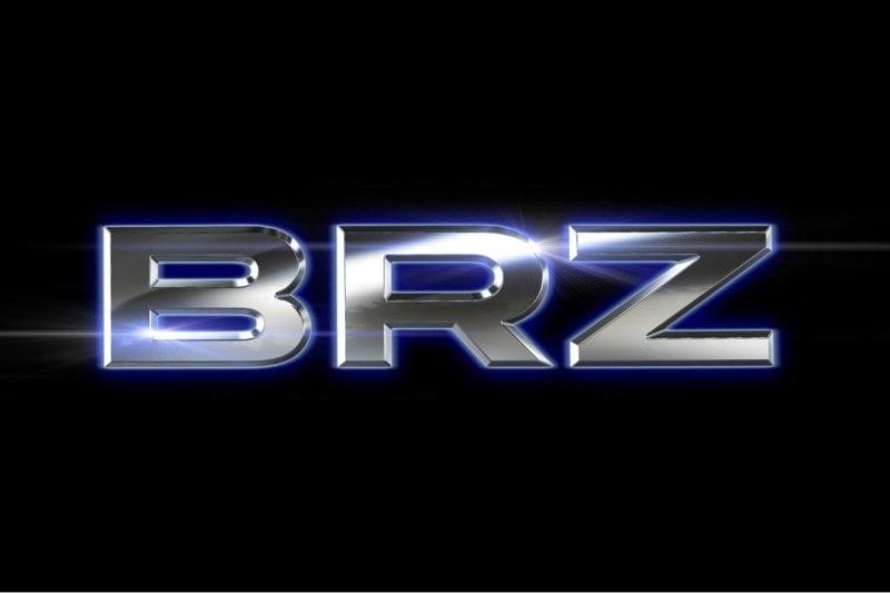 Subaru BRZ logotyp