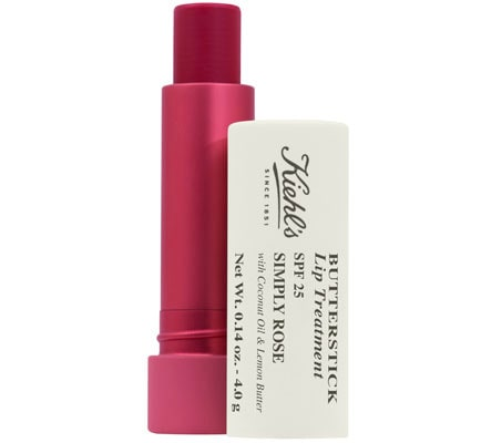 Läppbalsam. Butterstick lip treatment spf 25 i nyans Simply rose, 195 kr, Kiehl's.