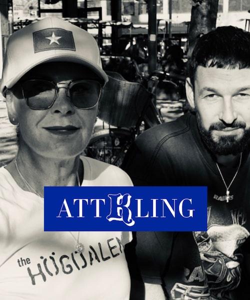 Efva Attling och Göran Kling släpper designsamarbete.