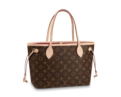 Louis Vuitton-klassiskern Neverfull