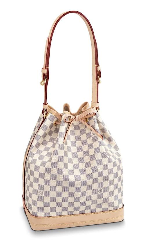 Noé , en av Louis Vuittons klassiska handväskor.