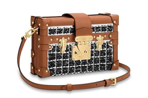 En av de nyare klassiska väskorna i LV-familjen: Petite Malle.