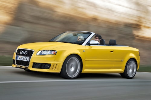 Audi RS4 Cabriolet generation 2