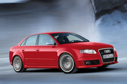 Audi RS4 generation 2