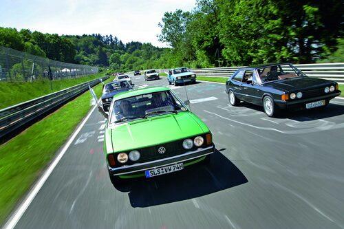 En bonusbild till alla Volkswagen- och Sciroccofans på teknikensvarld.se.