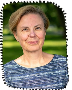 Anna-Karin Wikström, professor och överläkare, Uppsala.