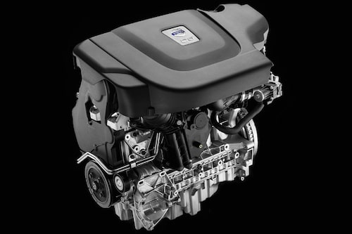 Volvos D5-turbodiesel står för andra halvan av hybriddrivlinan. Original har D5-motorn 205 hästkrafter, men i V60 Hybrid blir effekten något högre. Exakta uppgifter samt sprängskiss kan du se och läsa i Teknikens Värld nr 1/2011 som finns i butik 22 december.