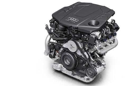 Motorn som är drabbad och som utreds för eventuellt ytterligare fusk.