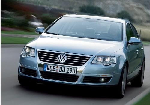 Provkörning av VW Passat 2,0 FSI