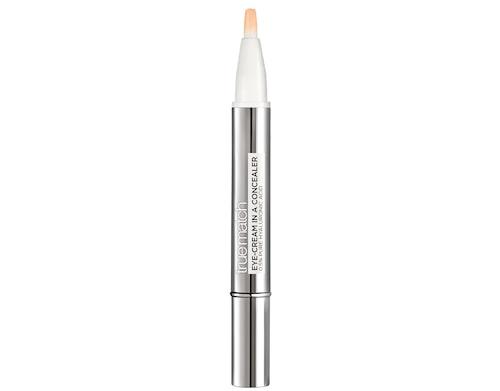 Ögoncrème och uppljusande concealer i ett, True match eye-cream in concealer, L'oréal. Klicka på bilden och kom direkt till produkten.