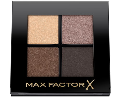 Skuggpalett, Colour x-pert soft touch palette i nyans Misty sands, Max Factor. Klicka på bilden och kom direkt till produkten.