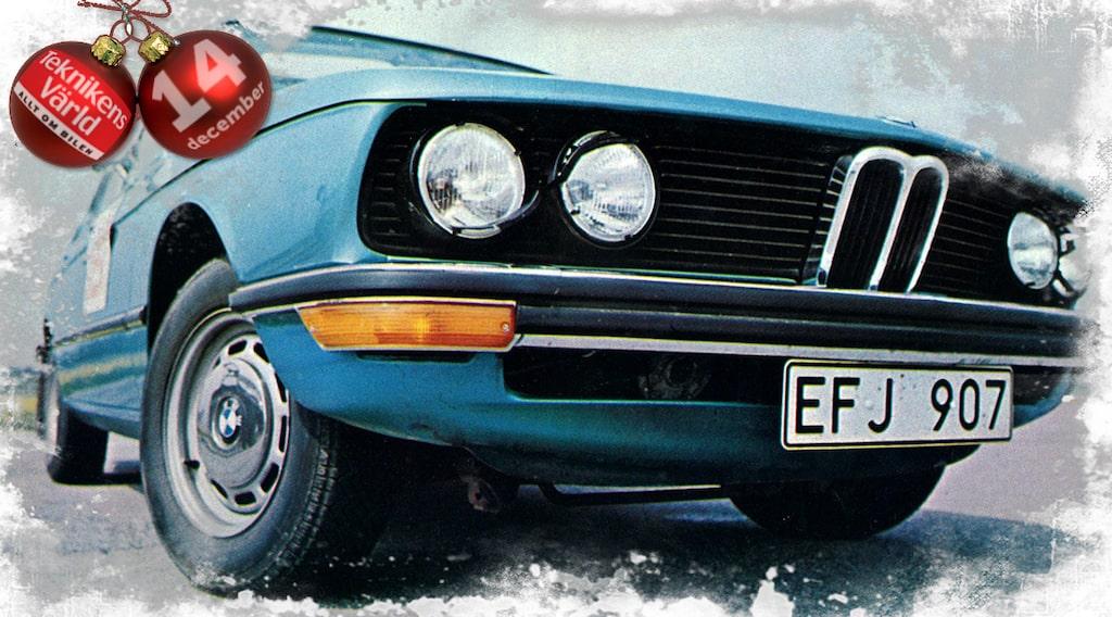 BMW 520 1972