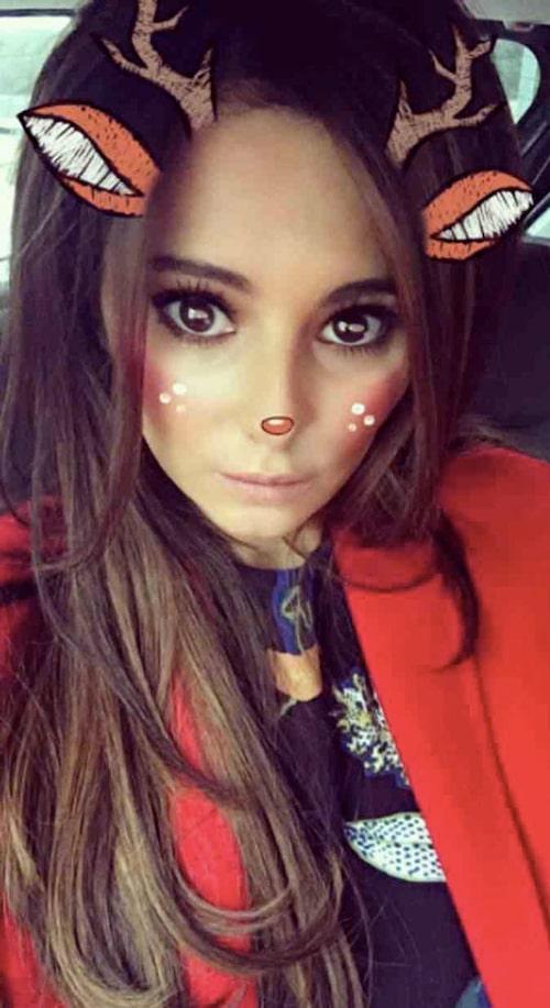 Djuriska Cheryl Cole.