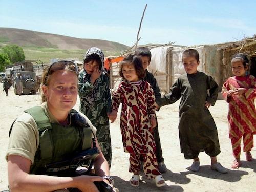 På uppdrag med SOG i Afghanistan.