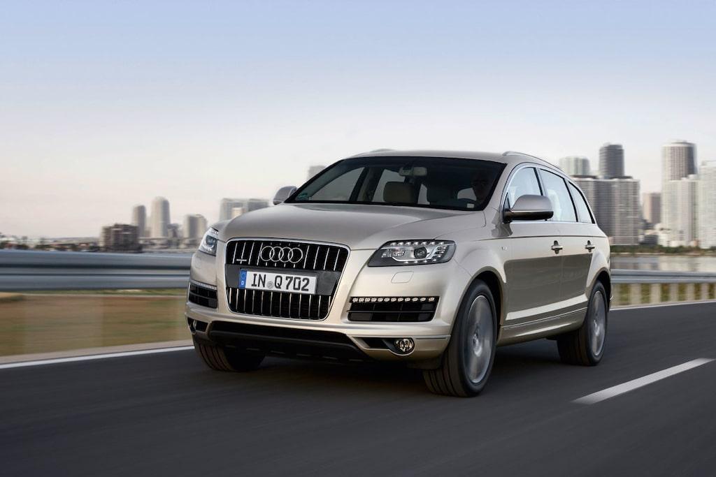 Audi förbereder nya Q-modeller