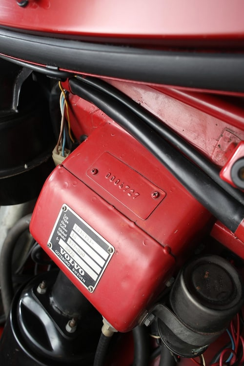 Volvo 1800 ES 1973