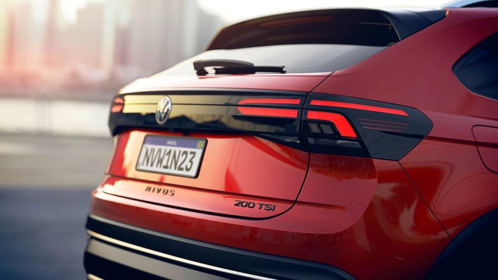 Suv- och coupé-linjer, ja då blir det en Volkswagen Nivus.